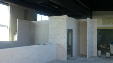 100mm Hebel Walls