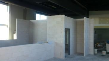 100mm Hebel Walls